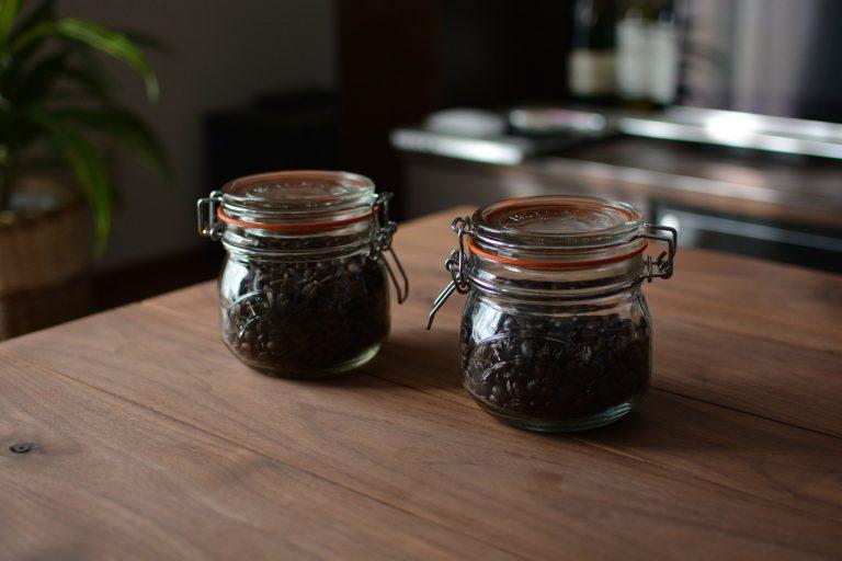 Skladování kávy
