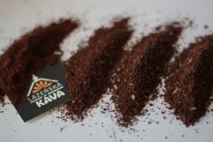 Správná hrubost mletí kávy a jak ji nastavit
