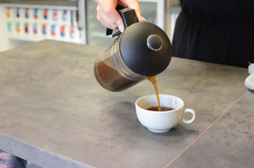 Káva se ve French Pressu připravuje od počátku 19. století.