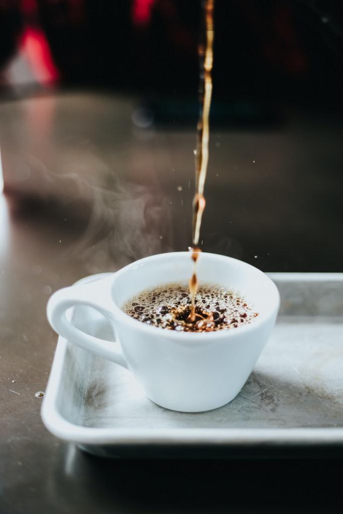 Účinky pití kávy na zdraví