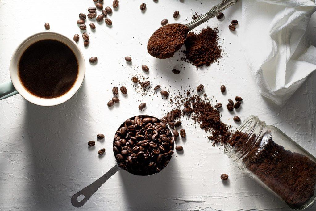 výběr kávy i správné mletí jsou aspekty ovlivňující chuť kávy