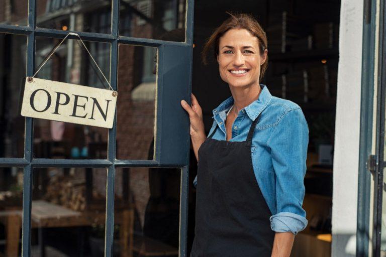 otevření kavárny