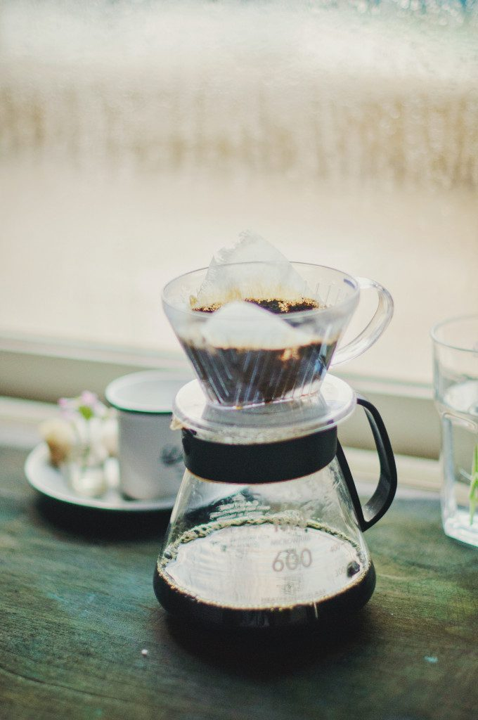 Clever Dripper - alternativní příprava kávy