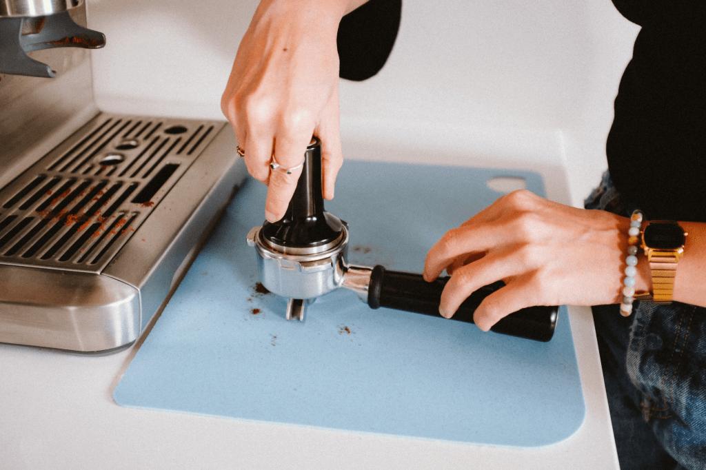 domácí pákový kávovar pro domácí baristy