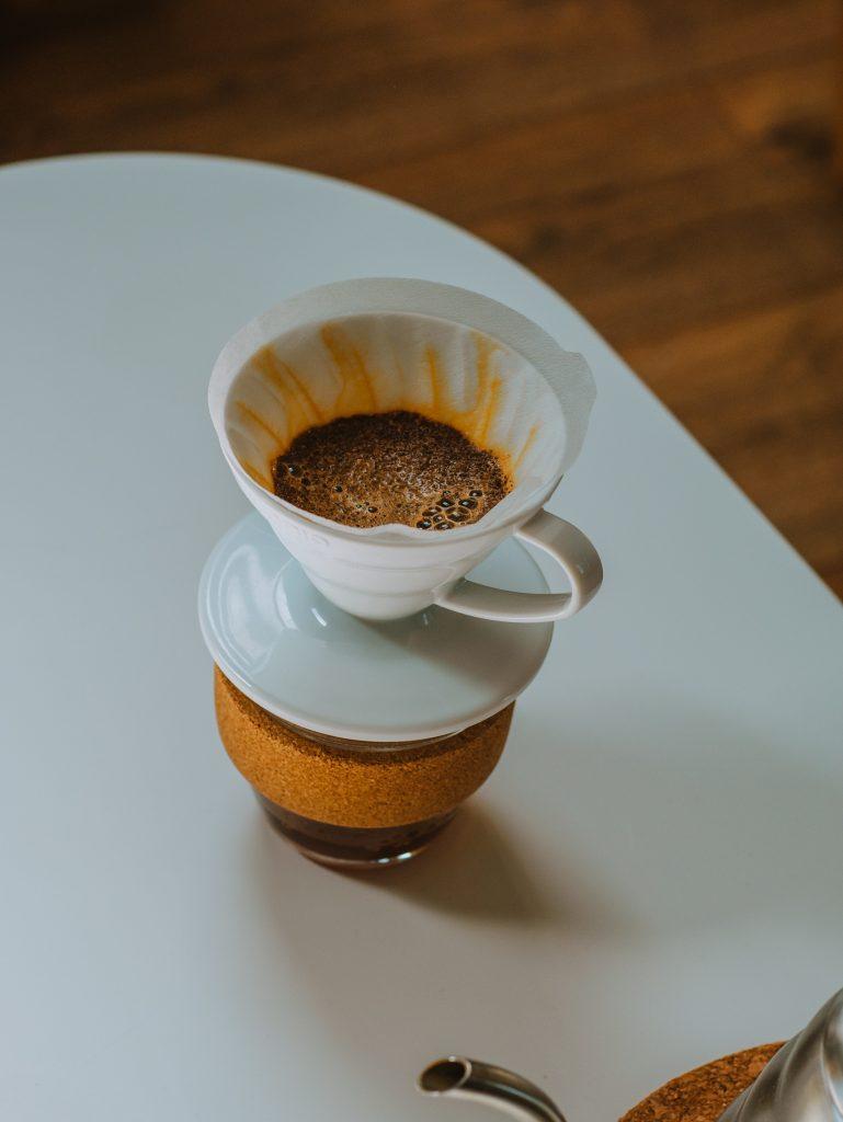 Hario V60 - alternativní příprava kávy