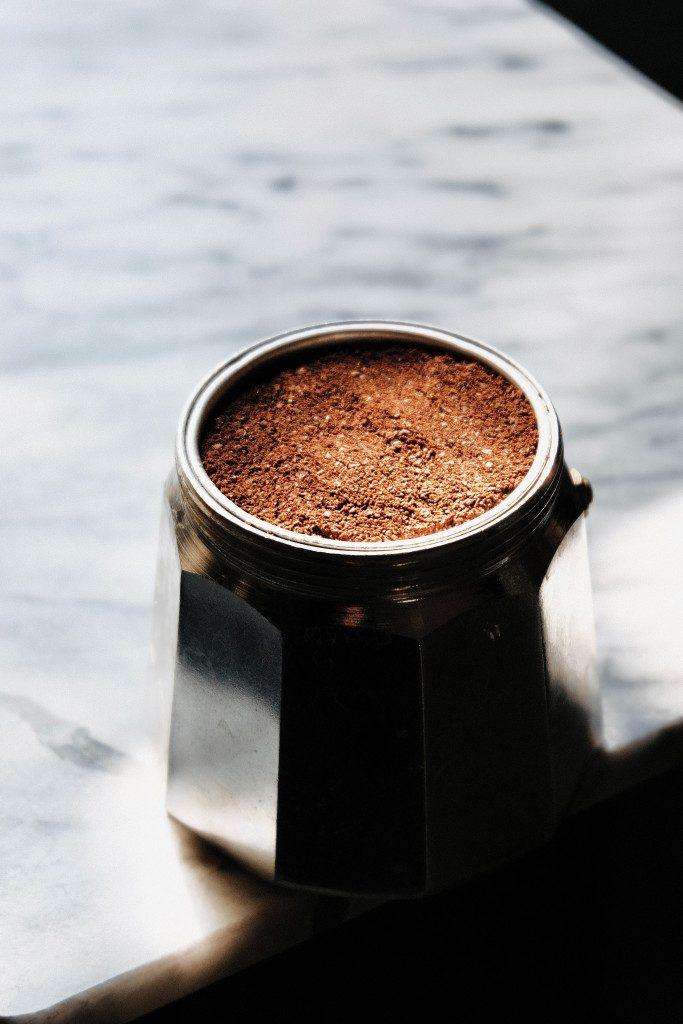 Jak připravit kávu v Moka konvičce