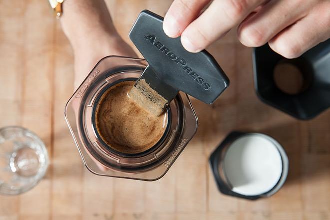 aeropress - alternativní příprava kávy