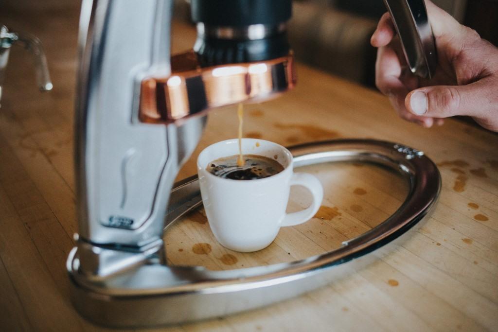 Manuální kávovar Flair espresso