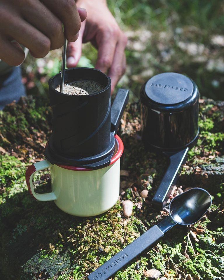 Twist Press - alternativní příprava kávy