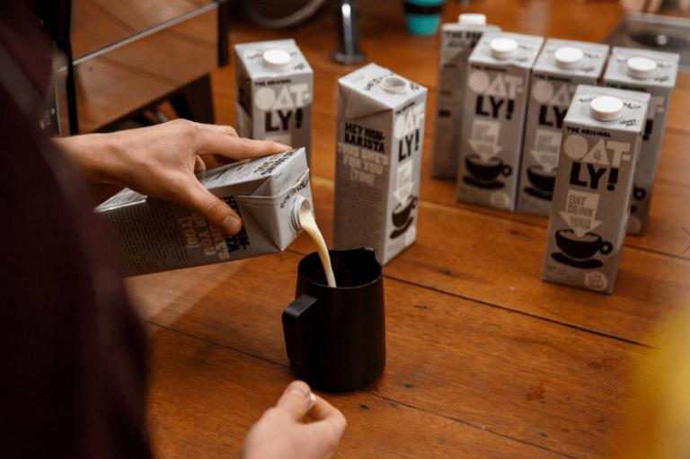 Rostlinná mléka rostou na popularitě