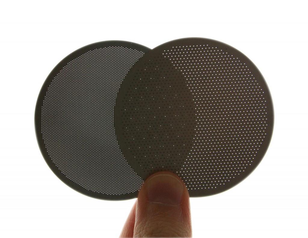 kovové filtry Able pro AeroPress