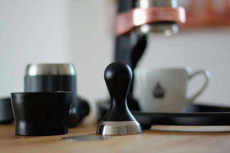příslušenství ke kávovaru flair espresso